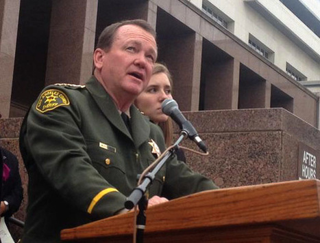 LA Sheriff: deputy misconduct data will be public | Police Problems and Policy | Scoop.it