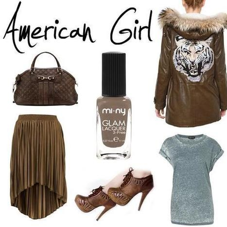 American Girl | Fashion for all man kind | Scoop.it