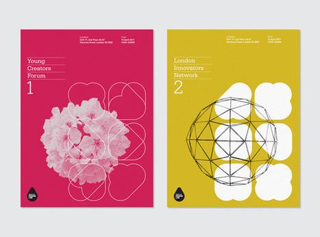 Method Design Lab Identity System | Serifs & SansSerifs & Sans | timms brand design | Scoop.it