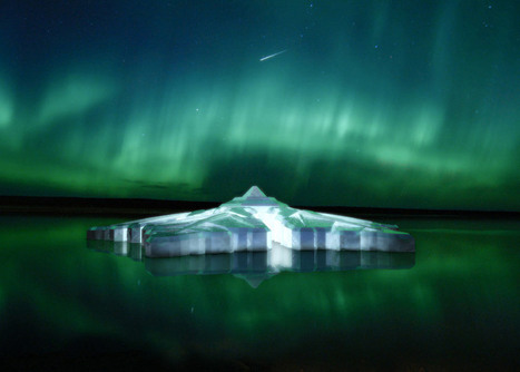 Snowflake-shaped hotel to float off the coast of Norway | Chasing the Future | Scoop.it