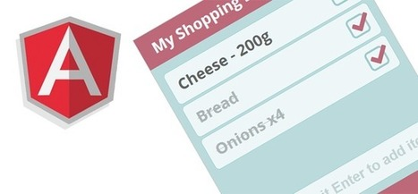 AngularJS and Laravel Shopping List Application - Part 2 | AngularJS | Scoop.it