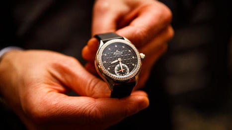 Swiss watches are getting smart without sacrificing style - CNET | Entrepreneurship, Innovation | Scoop.it