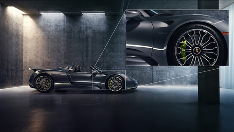 100% Crops of 100MP Photographs of a 1 Million Dollar Hypercar | Automotive Photography Techniques, Tutorials, & Inspiration | Scoop.it