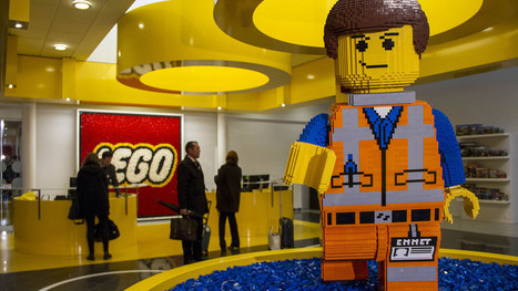 Lego shortage to hit Europe, but not U.S. - MarketWatch | Supply Chain Management | Scoop.it