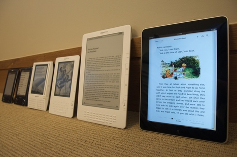 The Kindle Paperwhite: To Buy or Not to Buy? | Thunderbolt Cable | Scoop.it