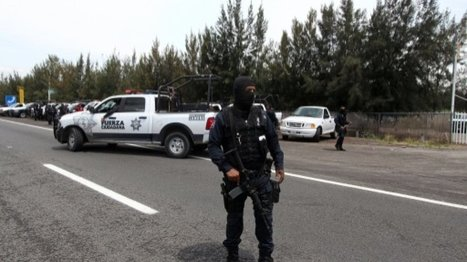 Mexico police chief fired over execution allegations | Criminology and Economic Theory | Scoop.it