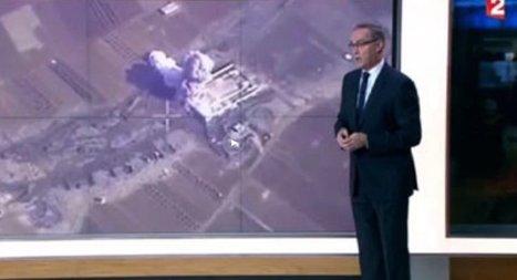 France 2 attribue à son pays les succès de l'aviation russe en Syrie | News journalisme | Scoop.it