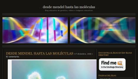 Blog para biología - Genética.-   Banco de Aulas   Scoop.it