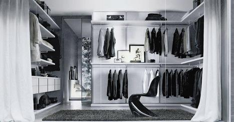 Dressing chambre : 15 aménagements pour réussir votre dressing | Strikto, le blog qui conseille les bâtisseurs pour construire sa maison | Scoop.it