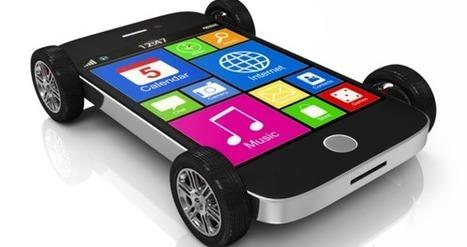 Android à la conquête des voitures connectées | Cartographie XY | Scoop.it