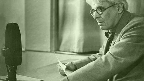 WB Yeats: How to read a poem - by Nick Laird | The Irish Literary Times | Scoop.it