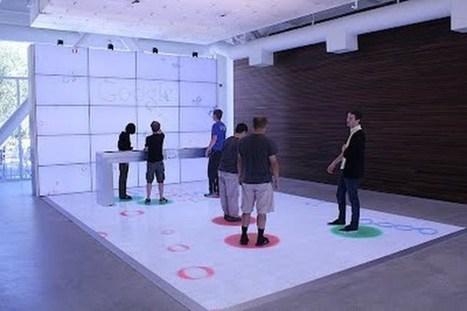 Google sort Interactive Spaces, une API open source pour la création des expériences interactives dans des espaces physiques | API | Scoop.it