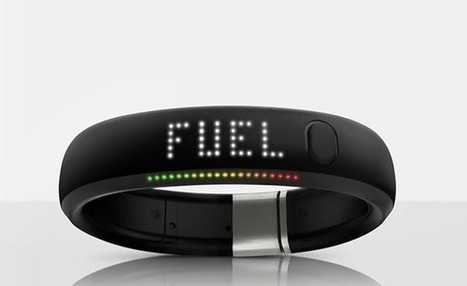 Report: Apple taps Nike Fuel Band designer for wearable device ... | Fuel Your Team | Scoop.it