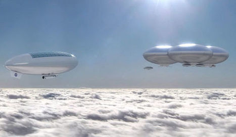 How NASA Could Build A Cloud City Over Venus | Knowmads, Infocology of the future | Scoop.it