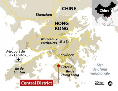 Hong Kong vit-il un nouveau Tian'anmen ? | Géographie : les dernières nouvelles de la toile. | Scoop.it