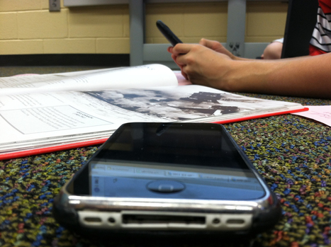 Full Throttle Tech with BYOT from a HS Student's Perspective | Mobile Learning in PK-16 & Beyond... | Scoop.it
