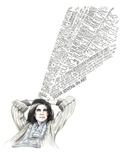 Susan SONTAG on art | PHOTOGRAPHERS | Looks -Pictures, Images, Visual Languages | Scoop.it