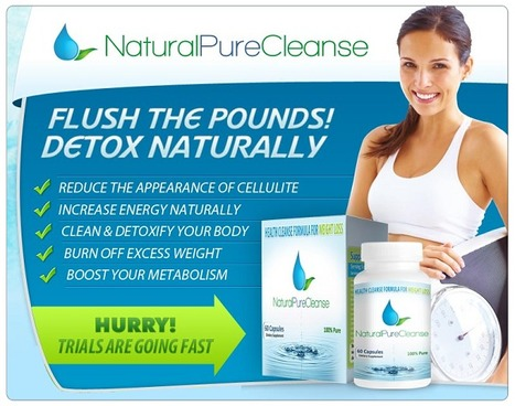 Natural Pure Cleanse Reviews - Where to Buy Natual Cleanse Pure | Improve your concentration level and mental health | Scoop.it