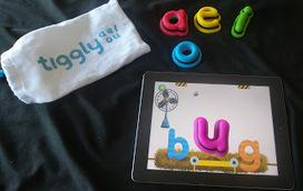 Tiggly Words. Manipula vocales y aprende inglés. - PROYECTO #GUAPPIS   iPad classroom   Scoop.it