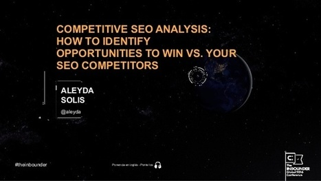 Competitive SEO Analysis: How to Identify Opportunities to Win | Online Marketing Resources | Scoop.it