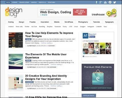 How to Create an Online Tutorials Website with WordPress | Responsive Design Blog | CREATivity | Scoop.it