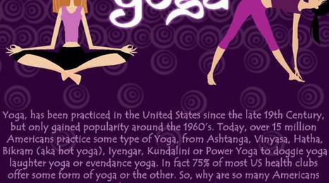 The Health Benefits of Yoga Infographic | Metafísica, Yoga, Meditación y Reiki | Scoop.it