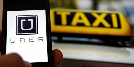 Comment Uber a (bien) géré la crise face aux taxis | Marketing - Communication & Actualités | Scoop.it