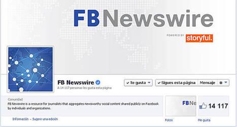 Facebook se alía con News Corporation para acercarse a los medios de comunicación | Social Media, Tech & Web | Scoop.it