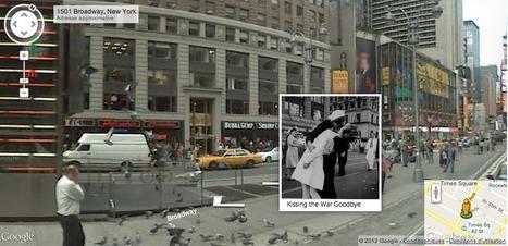 La Rephotographie 2.0by Pauline Auzou | Le Journal de la Photographie | Photography Now | Scoop.it