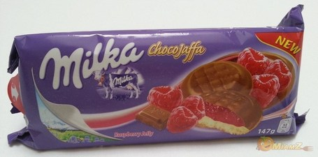 Test : Chocojaffa, le Pim's façon Milka | MiamZ | agro-media.fr | actualité agroalimentaire | Scoop.it