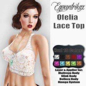 Check out this Second Life Marketplace Item! | 亗 Second Life Freebies Addiction & More 亗 | Scoop.it