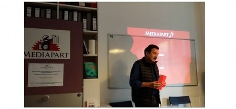 Mediapart provisionne et ambitionne | DocPresseESJ | Scoop.it