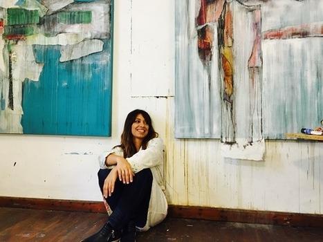 Θέκλα Παπαδοπούλου: Τίποτα και κανένας δεν πρέπει να περιορίζει τον καλλιτέχνη - Art22 | Ήρα Παπαποστόλου | Scoop.it