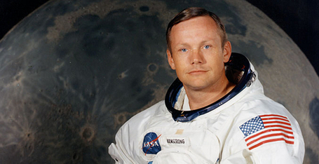 "Remembering Neil Armstrong, the Stuff of Legends | L'impresa ""mobile"" 