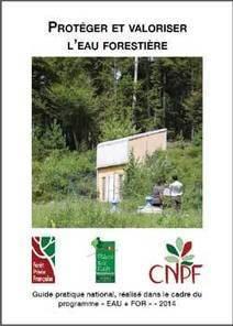 Un guide pour protéger et valoriser l'eau forestière | AgroParisTech Eau | Scoop.it