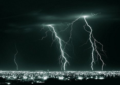 Best Pictures of Lightnings | Bad Weather Photography | Scoop.it