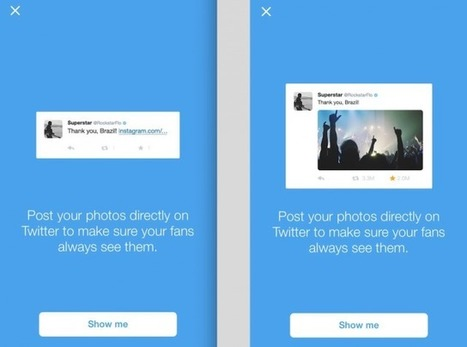 Twitter Asks Power Users to Stop Sharing Instagram Links | Social Media Useful Info | Scoop.it