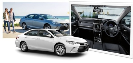 New Toyota Camry Gets Facelift, Better Log book Servicing | Automotive Repairs | Car Servicing | Scoop.it