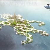 Designing the World's First Floating City | Indiegogo | Create Events in your community with www.Indiegogo.com | Scoop.it