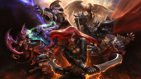 League of Legends developer promises it's not a patent troll - GameSpot | Intellectual property | Scoop.it
