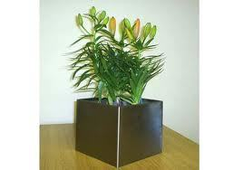 Stainless steel planters - Gover Horticulture | Stainless Steel Planters is the best planter for gardening | Scoop.it