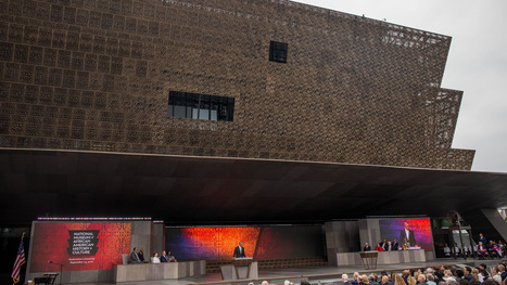 President Obama, Oprah, Will Smith Celebrate Opening of Smithsonian African-American History Museum | Business Video Directory | Scoop.it