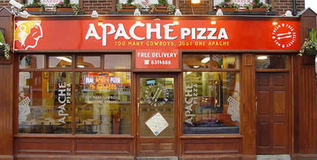 On Apache Pizza and the Globalization of American Indian Cultural Appropriation | AboriginalLinks LiensAutochtones | Scoop.it