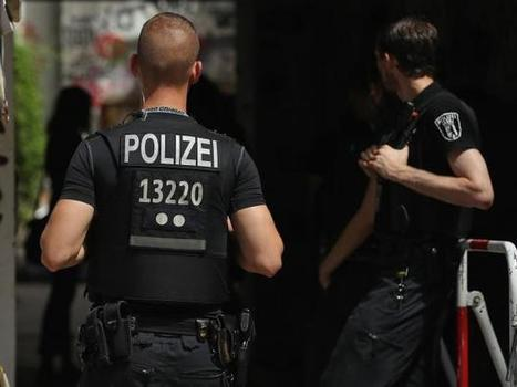 Four police officers shot in Germany | Criminology and Economic Theory | Scoop.it