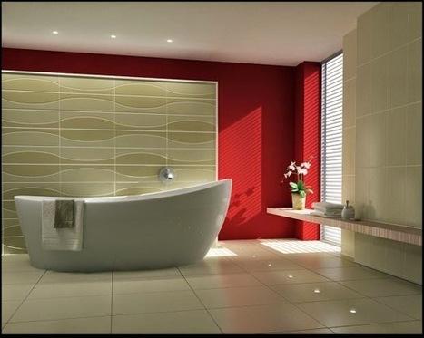 salle de bain moderne et desgin | deco salle de bain | Scoop.it