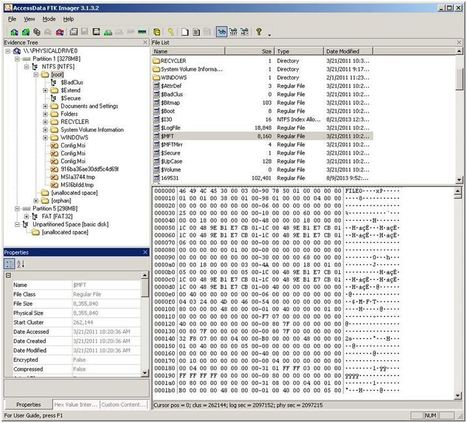 Top 20 ** Free Digital Forensic Investigation Tools for SysAdmins* | Forensics | Scoop.it