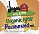 Health Ranger releases raw milk infographic comparing fresh raw dairy to pasteurized homogenized dead milk   Produits Laitiers Pasteurisés Danger !   Scoop.it