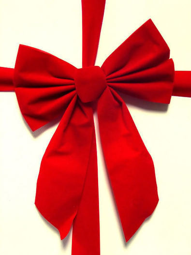 How to Make Bows for Christmas Trees With Wired Ribbon - Christmas Gifts   Christmas at home   Scoop.it