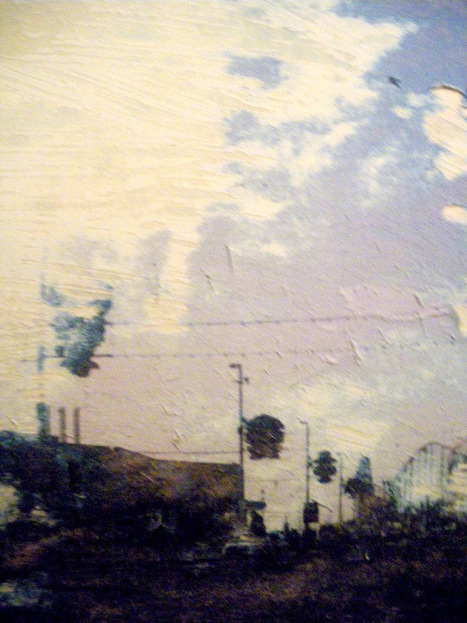 Mixed Media Experimentation: Landscape Mulberry Prints & Image Transfers.   Excell Inspiring Images   Scoop.it