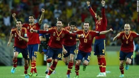 Spain win with penalties. | BRAZIL FOOTBALL | Scoop.it